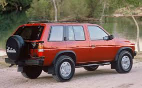 nissan pathfinder us news looking back a history of the nissan pathfinder truck trend