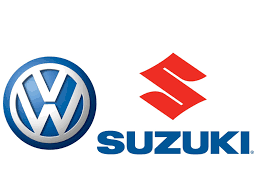european car logos volkswagen and suzuki agreed to establish a comprehensive