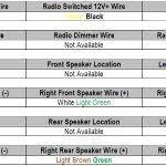 2001 mustang stereo wiring diagram 01 mustang mach 460 wiring