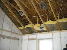 Insulation In Ceiling by Insulation Bscconstruction U0027s Blog