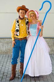 halloween costumes jessie toy story woody y bo peep toy story cosplays cosplay pinterest