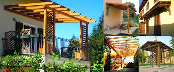 tettoia in legno per terrazzo artecasaservice it artigiani della brianza soluzioni e