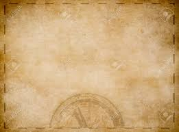 Old Map Background Aged Pirates Map Background Old Treasure Map With Compass Stock