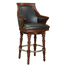 697024 howard miller game and entertainment niagara club chair black