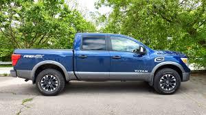 nissan trucks black 2017 nissan titan pro 4x test drive review
