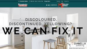 how to paint kitchen cabinets bunnings bunnings kaboodle kitchen colour trouble solved