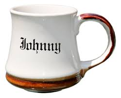 Desk Mug Lot Detail Johnny Carson Mug Used On His Desk During U0027 U0027the