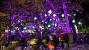 descanso gardens enchanted forest of light los angeles tickets