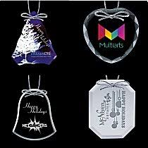 custom logo ornaments promotional ornaments printed with your logo