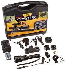 cyclops varmint gun light amazon com cyclops vb 250 x 40mm mounted varmint light sports