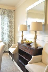 glamorous dining rooms dining room sideboard lamps alliancemv com