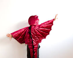 Halloween Costume Wings Dragon Costume Etsy
