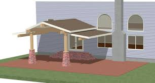 Patios Covers Designs Excavations For Footings Services Attached Patio Cover Design