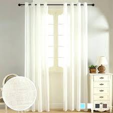 rideaux voilages cuisine voilage fenetre salon rideau voilage blanc et dans le salon