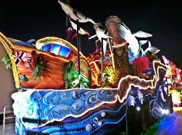 mardi gras parade floats parade float harry potter theme park at universal orlando