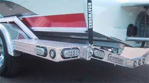 led boat trailer lights guardian aluminum boat trailers from rogue jet rogue jet boatworks