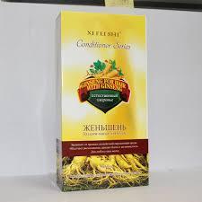 Masker Rambut Ginseng baru merek 500 ml perawatan rambut herbal ginseng conditioner masker