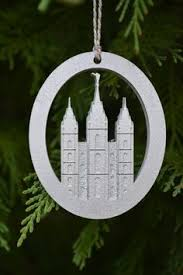 lds temple ornaments free shipping by lilacharvestllc