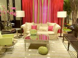 Top  Tips For Adding Color To Your Space HGTV - Adding color to neutral living room