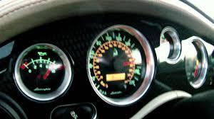 lamborghini speedometer lamborghini diablo 6 0 vt 330 kmh 200 mph youtube