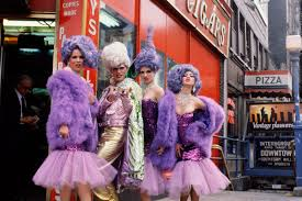 the greenwich village halloween parade 1974 to present day