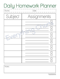 7 best images of printable daily planner pdf free printable