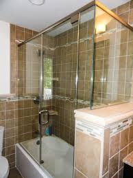 Shower Door For Tub by Tub Showers