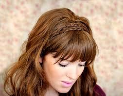 tutorial kepang rambut frozen tutorial rambut kepang bando