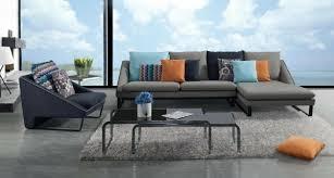 coussin pour canapé gris coussin de decoration pour canape maison design bahbe com