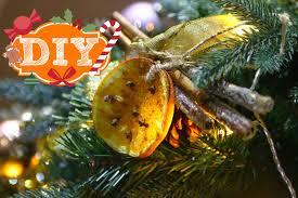 diy cinnamon u0026 orange christmas tree decorations eltoria