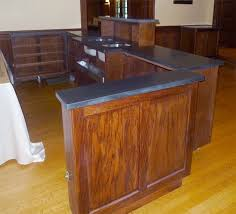custom made bar cabinets handmade mobile bar cabinets by phil morse woodwork and design