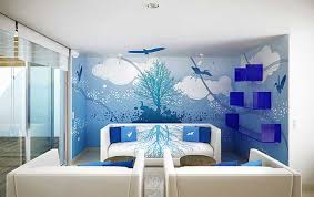 Bedroom Paint Designs Ideas Photo Of Well Ideas About Wall Paint - Paint designs for living room