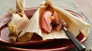 sweet pink mexican tamales recipe que rica vida