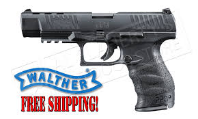 walther ppq laser light walther ppq m2 b 9mm pistol 5 barrel with compensated slide