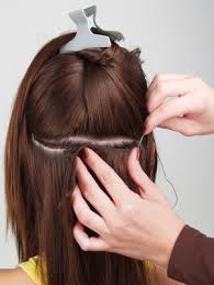 sewed in hair extensions hair extensions guide 10 tips on types hair and care gurl