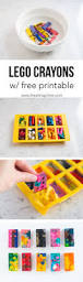 How To Remove Crayon From Wall by How To Make Lego Crayons And Free Printable Tag I Heart Nap Time