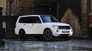 mitsubishi black cars mitsubishi shogun black announced for uk