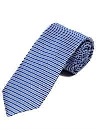 designer krawatten designer krawatte mit horizontalen streifen in hellblau 19 95
