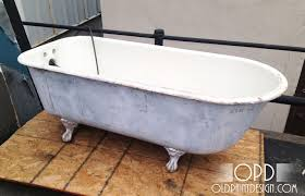Refinishing Old Bathtubs by Chubby Tubby U2013 Old Paint Design