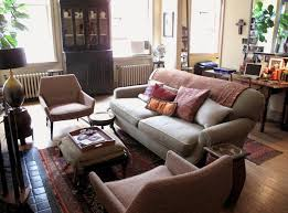 pottery barn livingroom simple pottery barn living room with soft grey leather sofa bed