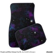blue galaxy car purple and blue galaxy car mats cars car stuff and jeeps