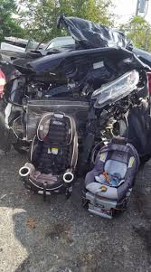 siege bebe devant voiture la photo virale de l de voiture d une mère de famille nous