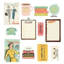 scrapbook inserts 9 to 5 scrapbooking collection by october afternoon