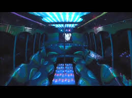 hummer limousine with pool los angeles party bus and limo service youtube