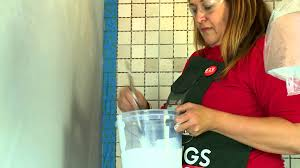 how to paint a bathroom diy at bunnings youtube
