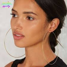 big hoop earrings online shop 12cm circle xl hoop earrings