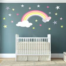 Wall Decor Stickers For Nursery Butterfly Wall Decals For Rooms Baby Nursery Decorative Wall