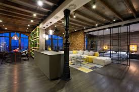 3 Stylish Industrial Inspired Loft Warehouse Style Loft With Stunning Visual Appeal