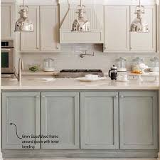 what paint to use on melamine kitchen cabinets home dzine kitchen plain white melamine kitchen goes coastal