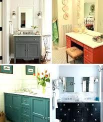 Paint Bathroom Vanity Ideas Creative Bathroom Vanity Ideas Painting Bathroom Vanity Painted